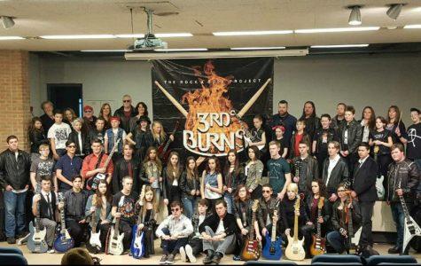 3rd Degree Burns band, KHS sophomore will rock Davison stage