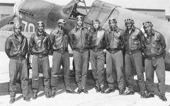 The Tuskegee Airmen fought courageously despite discrimination