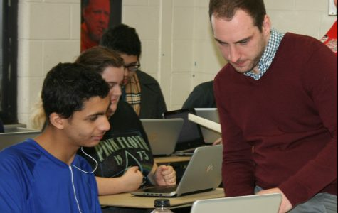 Whalen helps students defeat barriers