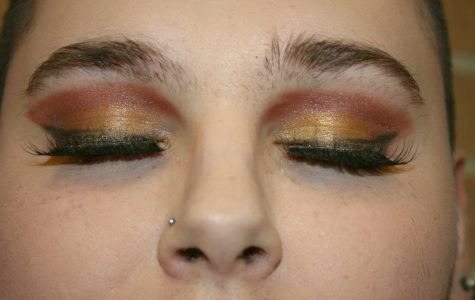Spencer Wolfe shreds gender roles through makeup