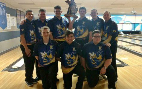 Crowned again: Boys bowling wins fourth regional in a row