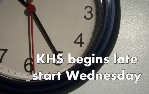 Kearsley will soon begin late-start Wednesdays