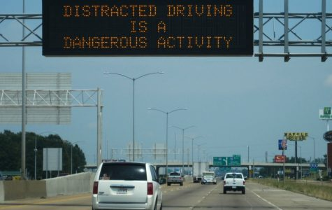 Teens drive distracted more often compared to other drivers