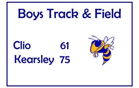 Harris, Stanley lead track team over the Mustangs