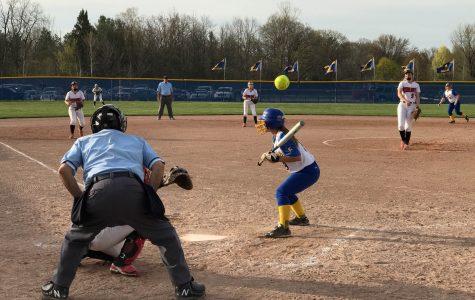 Softball sweeps Swartz Creek in doubleheader