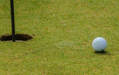 Golf takes seventh at pre-season league tournament