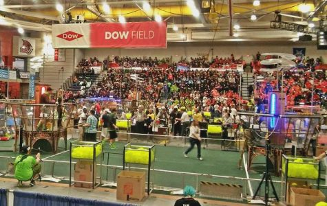 Robotics finishes state competition ranked 11th