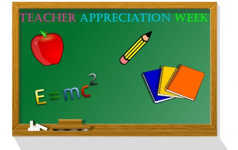 Teacher Appreciation Week kicks off the month of May
