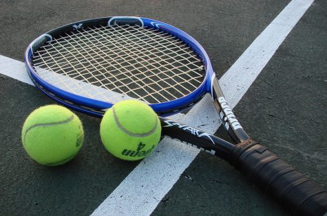 Tennis defeats Carman-Ainsworth