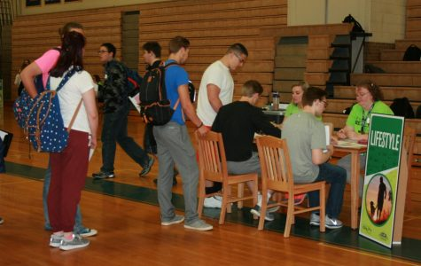 Financial reality fair teaches juniors how much life costs