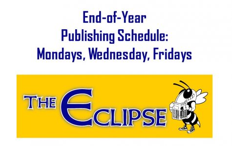 The Eclipse modifies its publishing schedule