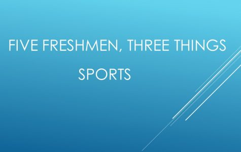 Freshmen want to win, improve athletically
