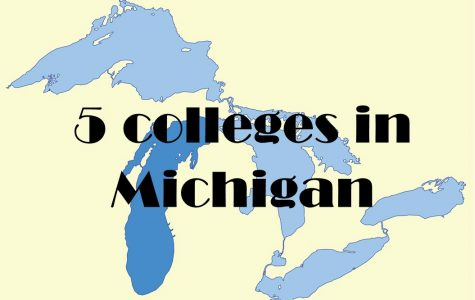 College Choice recently ranked it's top five Michigan colleges