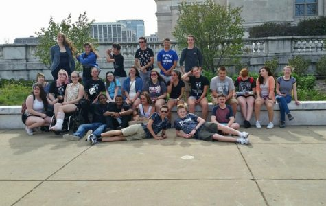 AP World History visits The Field Museum