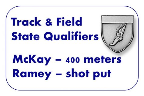 Ramey, McKay finish in top 15 at state track and field final