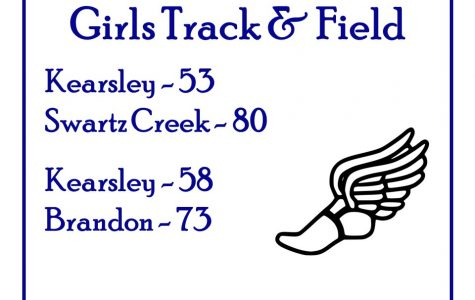 Girls track and field falls to Brandon, Swartz Creek