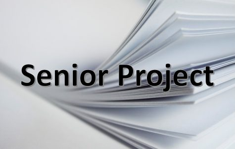 Two seniors share their opinions on the senior project
