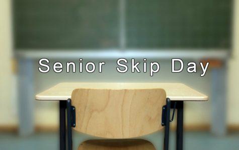 Procrastination, boredom fill senior skip day
