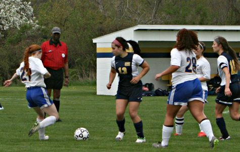 Soccer lost to Owosso in the K-O Clash