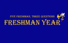 Five freshmen share their high school experience