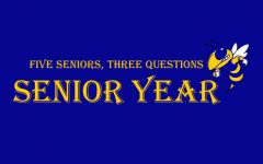 Five seniors express their feelings on their final year of high school