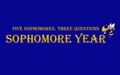 Sophomores' experience helps them handle school