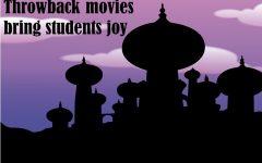 Throwback movies bring students joy