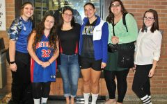 Students flaunt their nerdy and athletic sides