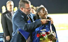 Hill crowned homecoming queen
