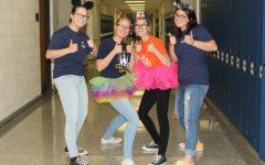 Spirit week kicks off with Disney Day