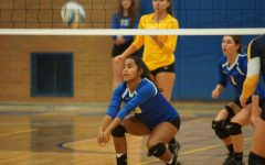 Volleyball squeezes past Owosso on senior night
