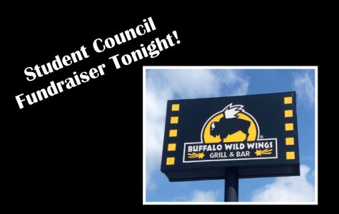 Student Council hosts fundraiser at Buffalo Wild Wings