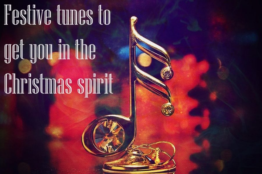 These five merry tunes will put you in the Christmas spirit