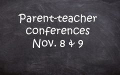 Parents may meet with teachers this week
