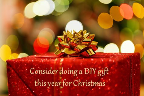 Consider giving a homemade Christmas gift this year