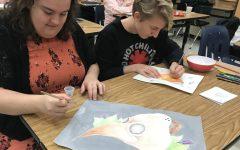 Studio Art enthuses students