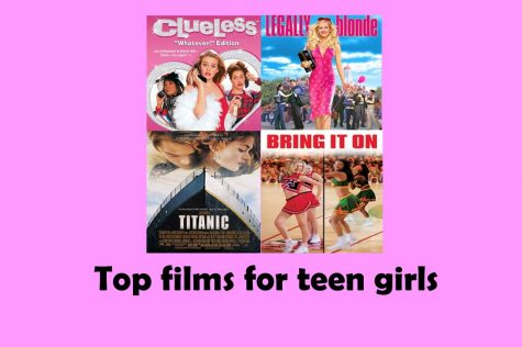 Five films for teen girls to enjoy