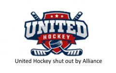 Hockey shut out by Alliance