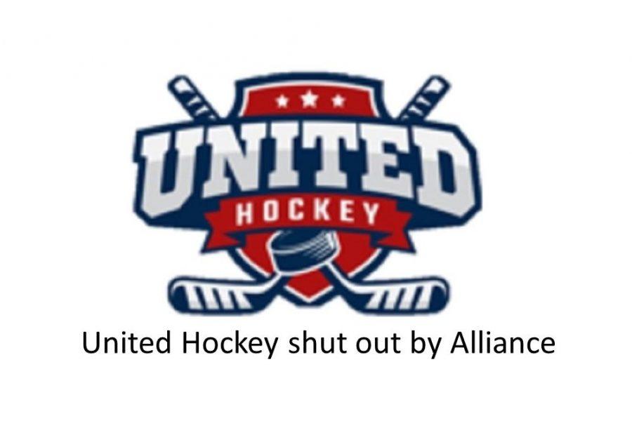 Alliance beat United 8-0 on Saturday, Nov. 18.