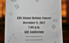 Choir's first alumni holiday concert spreads cheer