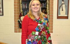 Fidler's ugly sweater is a tradition