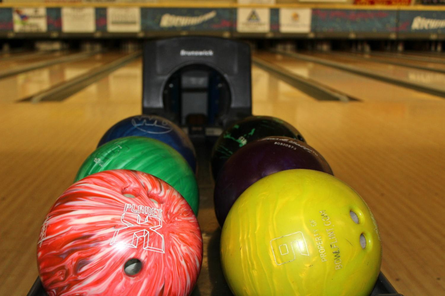 The girls bowling team defeated Swartz Creek in its league opener Saturday, Dec. 2.