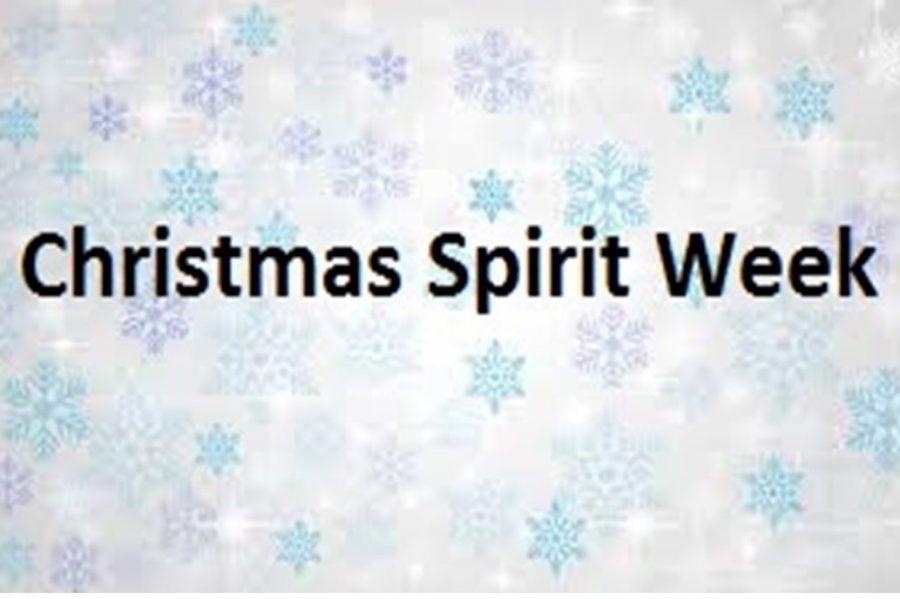 KHS begins Christmas spirit days next week.