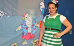 Teachers like Wilcox can dress up for spirit days, as well