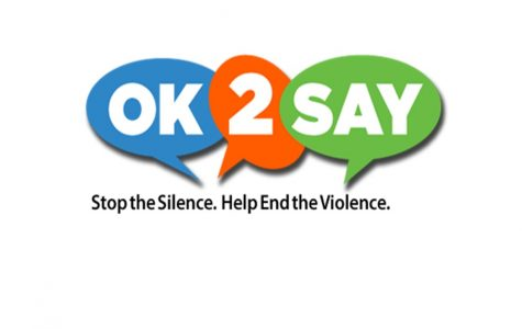 OK2SAY app allows anonymous, safe way to report potential harm