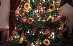 Rachel Miller's Christmas tree is set apart from others