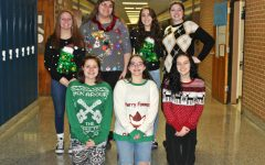 Ugly sweaters are all the rage at Christmas