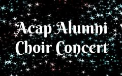A Cappella, alumni choirs will perform a Christmas spectacular