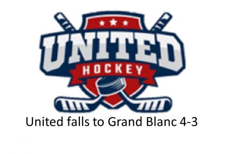United drops game to Grand Blanc