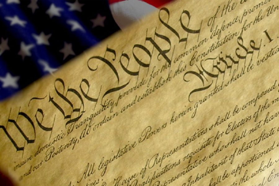 The Bill of Rights consists of the first 10 amendments to the U.S. Constitution.